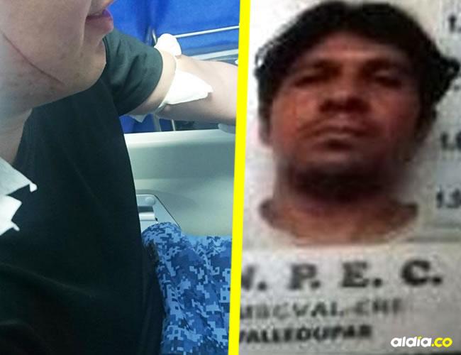 El dragoneante que fue sometido a exámenes y James Gutiérrez Murillo, recluso portador de VIH y  | AL DÍA