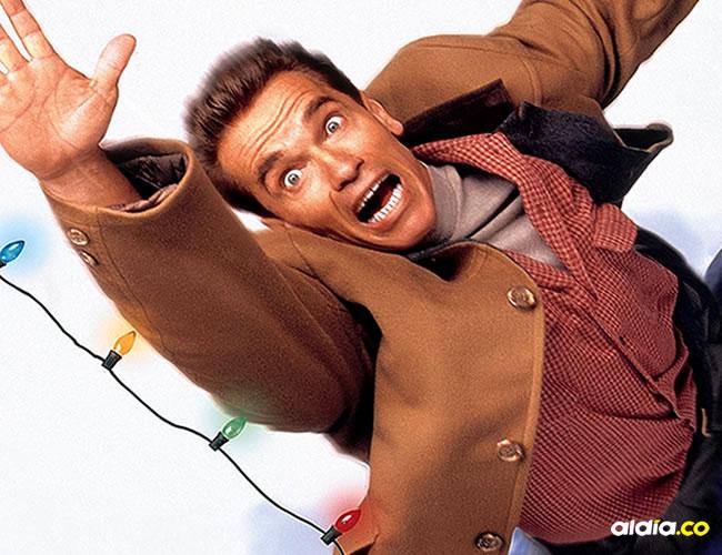 El Regalo Prometido, protagonizada por Arnold Schwarzenegger | YouTube