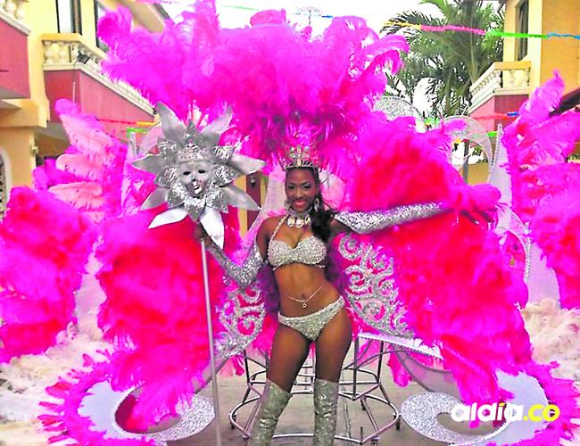 Daneska Camargo Marmol, de 22 años, sueña con poder llevar su mensaje carnavalero por el mundo | Equipo AlDía