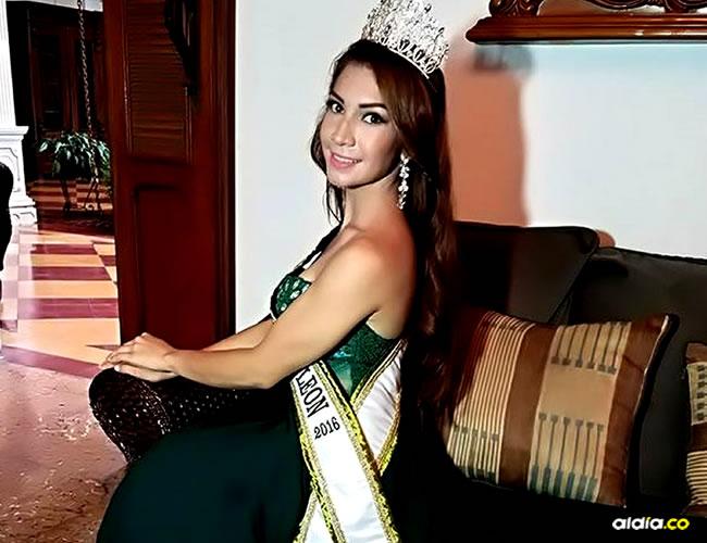Angélica García, de 20 años, era la vigente Miss Comunidad León en Nicaragua | Internet