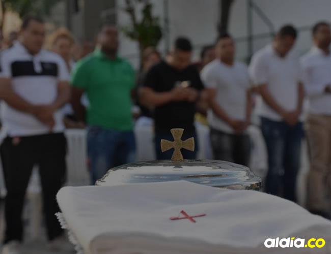 El uniformado sigue contando que se incorporó y comenzó a socorrer a los heridos, mientras los otros sobrevivientes utilizaban sus equipos de radio e informaban lo que pasaba | Luis Rodríguez