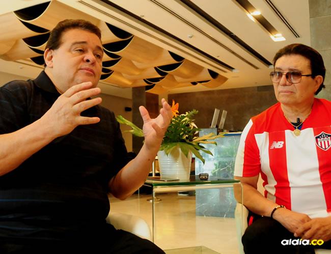 Durante el concierto Nuestra Raza Latina celebrado este domingo en Puerto Colombia, Richie Ray y Bobby Cruz recibieron el premio 'Toda una vida' | Al Día