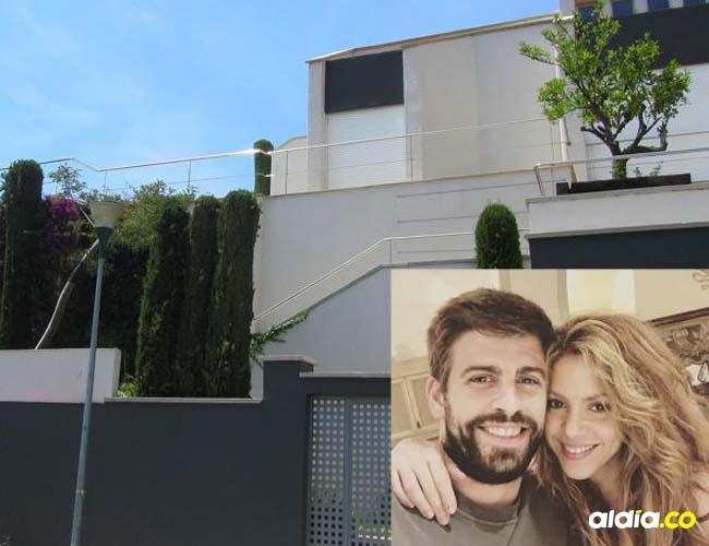 Una de las casas de vacaciones de Shakira y Piqué fue una de las asaltadas en los últimos años. | Tomada de internet - Instagram