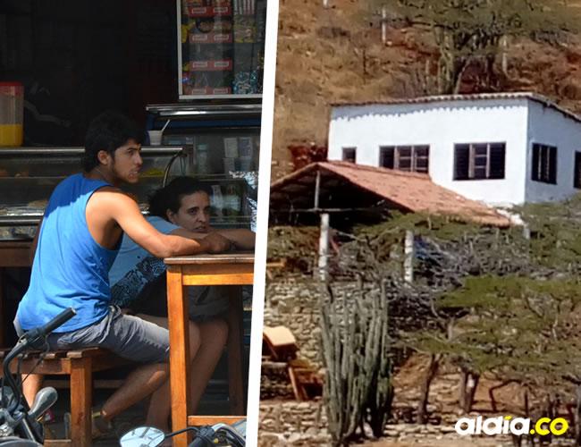 Turistas víctimas, el lugar del terrible hecho y las autoridades haciendo presencia en el lugar   José Puente Sobrino