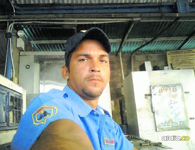 El joven venezolano vivía en compañía de su mujer y otros familiares   Cortesía