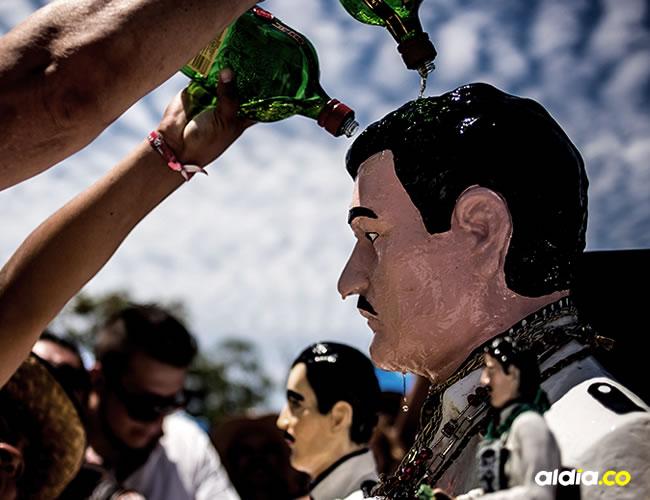 Jesús Malverde, santo mexicano y patrono de los narcotraficantes   Al Día