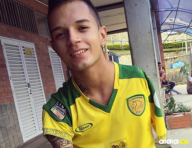 A los 14 años Santiago Arroyave llegó al club Leones   Al Día