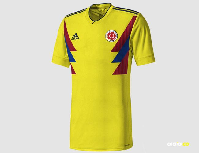 La nueva camiseta de la Selección Colombia sería un homenaje a la de Italia 90 | Todosobrecamisetas