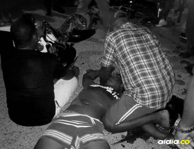 A las 7:30 de la noche, luego bañarse y alistarse, decidió salir a encontrarse con varios amigos. La víctima salió entonces en su moto, una Boxer de placa OUY - 92E | Al Día
