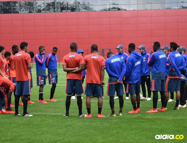 La selección de Arturo Reyes se clasificó merced a su cuarto puesto logrado 'in extremis' en el Sudamericano Sub-20 disputado en Chile