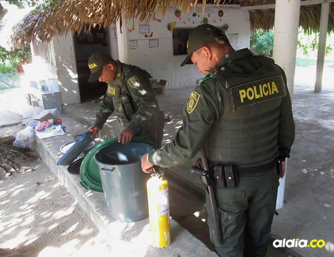 La Policía Nacional recuperó parte de lo hurtado | Al Día