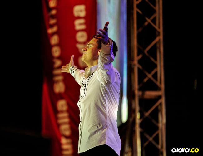 Dangond cerró el 2018 con un récord de giras por países de América y Europa.