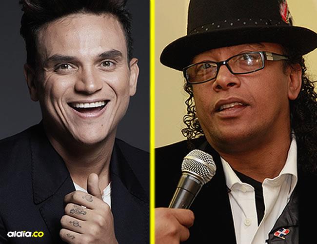 Silvestre apenas se estaba iniciando como cantante vallenato | Cortesía
