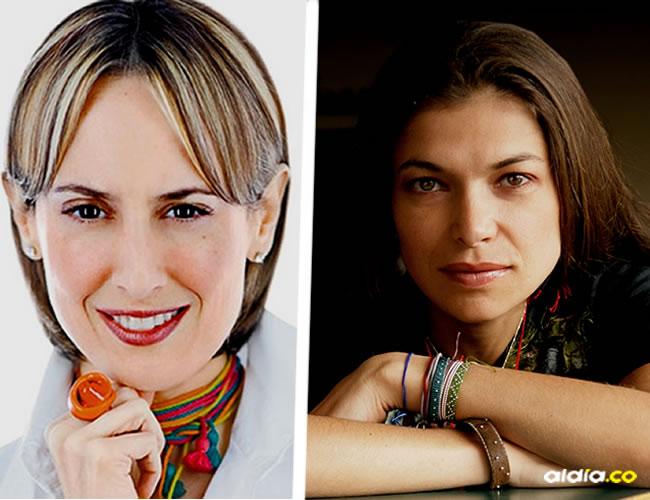Silvia Tcherassi y Mercedes Salazar | Cortesía