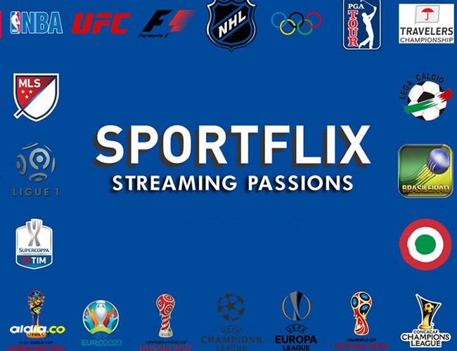 La página web de Sportflix anunció que el costo mensual del servicio estará ente los $60 mil y $90 mil y estará disponible en todos los países | PBS