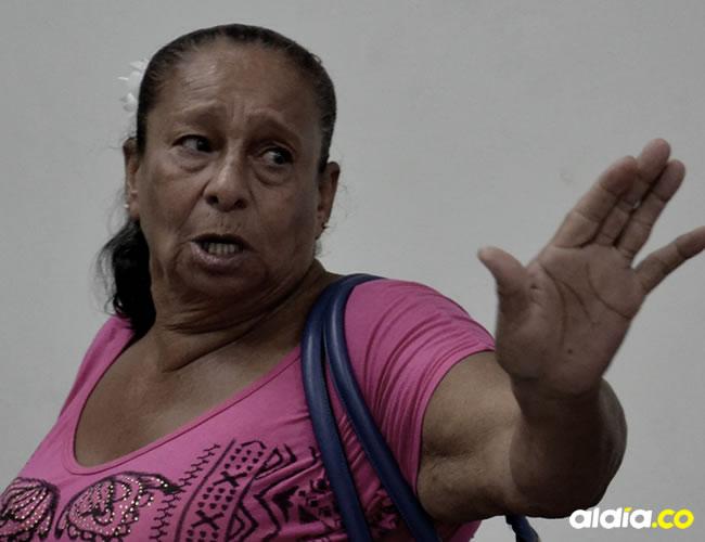 Marta Nelly fue enviada a la cárcel El Buen Pastor | Al Día