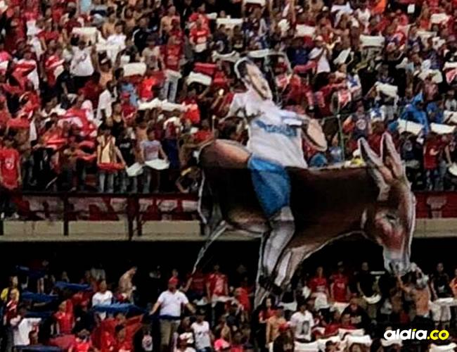 El Junior jugó ante el Independiente Medellín este domingo en el Atanasio Girardot | Instagram