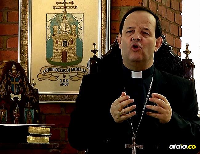 Ricardo tobón Restrepo, Arzobispo de Medellín I Cortesía: La W
