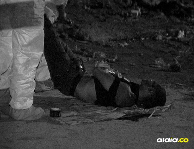 'Torombolo' vestía una camiseta negra, bluejean, no tenía zapatos y llevaba un cuchillo al cinto | Al Día