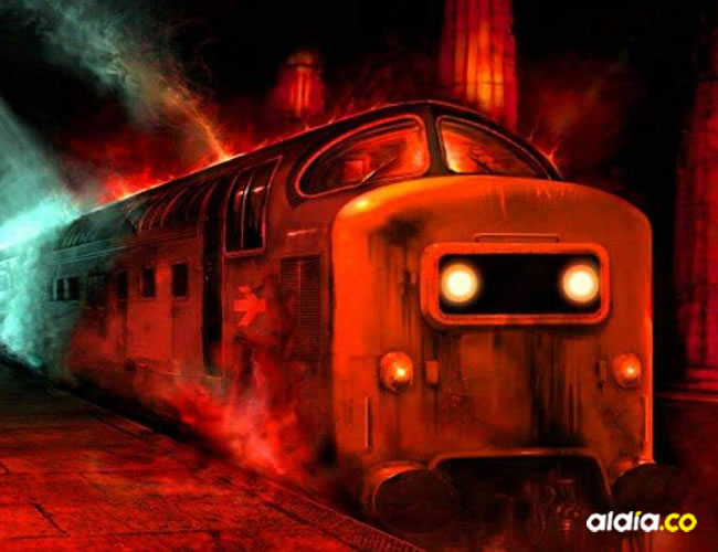 Uno de los trenes fantasmas que cuenta con mayores testimonios es el que transportó los restos de Abraham Lincoln.