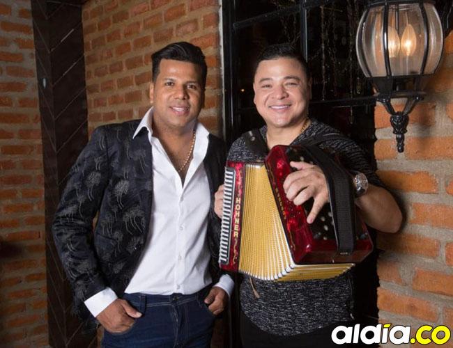 Diomedes Dionisio y Franklin Vega presentan su nuevo trabajo discográfico 'Único'.