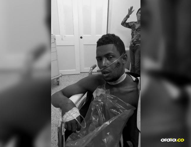 Luis Fernando Brochero Villarreal, de 22 años | Al Día