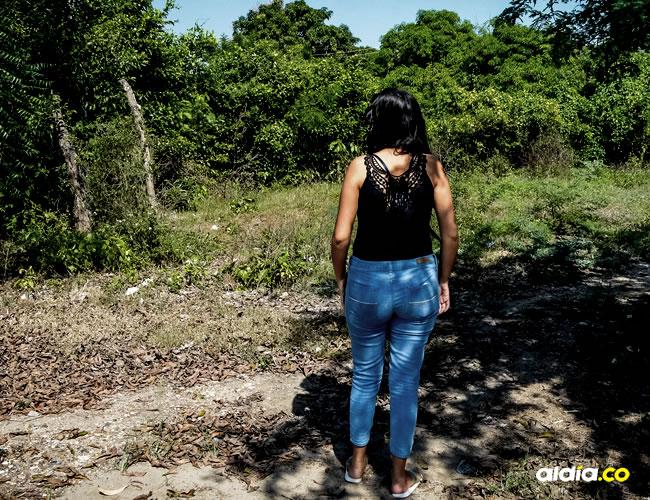 Karla Andrea Cantillo, la joven que se salvó de ser violada por Levith Rúa en un sector enmontado de Ponedera | Al Día