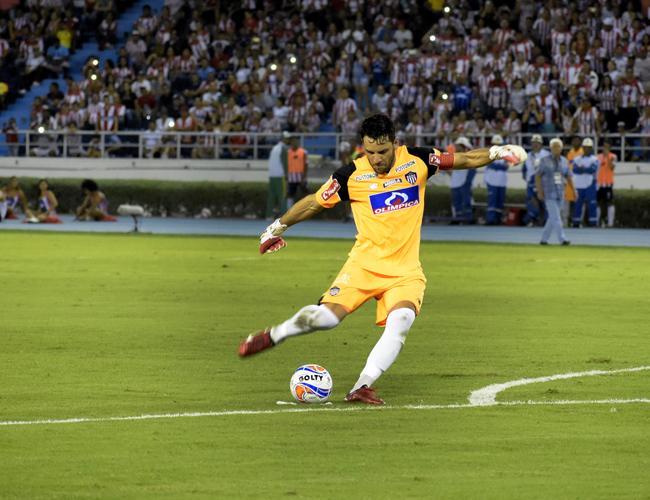 Viera siente que el grupo llega más fuerte que el año pasado para enfrentar los retos en Sudamericana y Liga Águila.