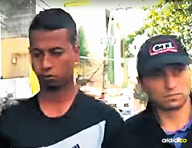 Agentes del CTI llevaron a Miguel Seguro a la sede de la Uri. | AL DÍA