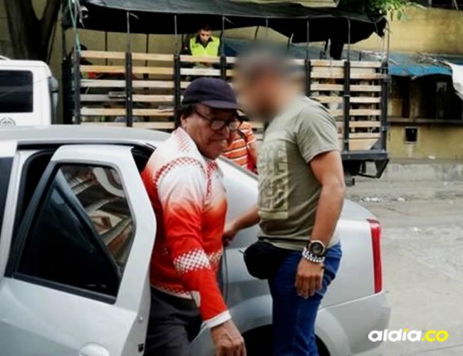 Silvio Modesto Escobar Varela, 65 años, fue capturado en la carrera 23 con calle 53C, barrio San Isidro, en Barranquilla | Al Día