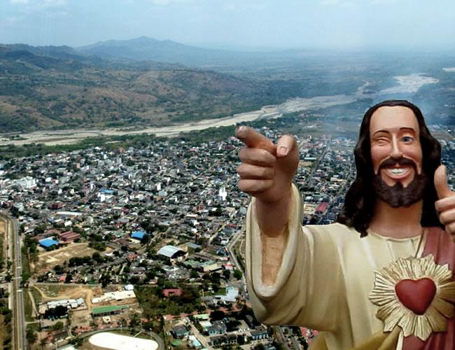 La Alcaldía del municipio de Yopal decidió entregarle las llaves a Jesús | Al Día