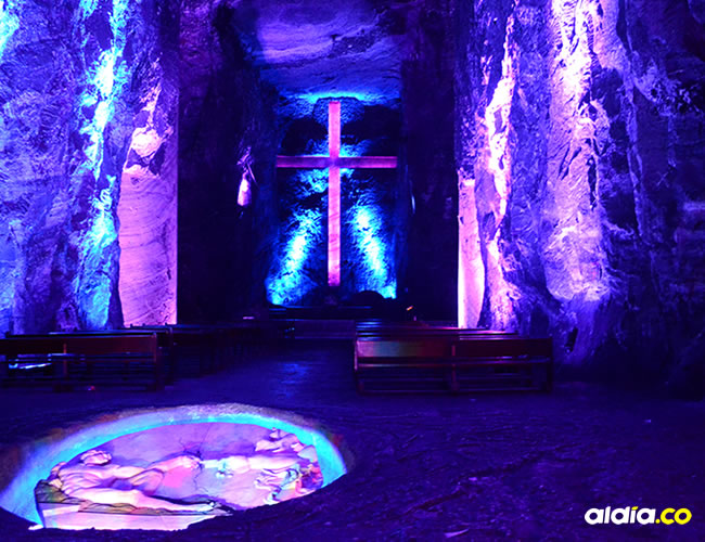 Catedral de Sal de Zipaquirá | Internet