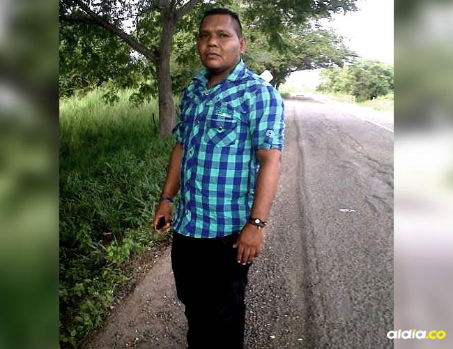 Abraham tenía 40 años y se dedicaba a la construcción | Facebook