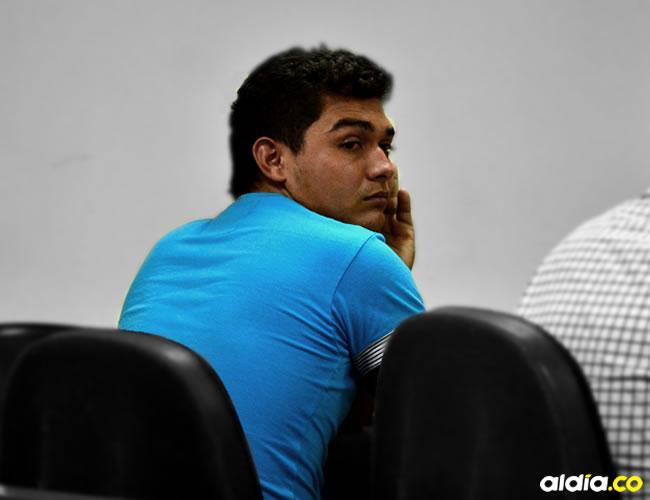 Alfredo José García Contreras está detenido en la Cárcel Judicial desde noviembre de 2013 cuando fue capturado | Cortesía