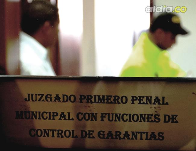 Funcionarios de la Sijín adscritos a la Policía en el departamento del Cesar, realizaron la captura el pasado martes.