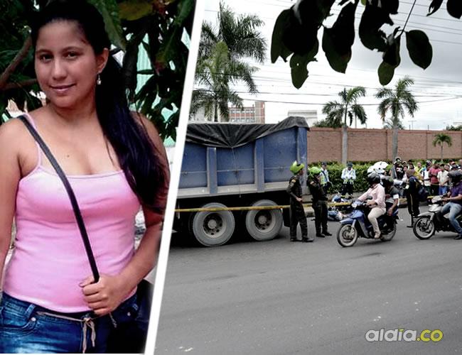 Karen Dayana García Bovea, 27 años. Vivía con su novio en hace un año en Soledad | Facebook