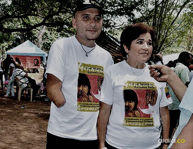 Ronald Guerrero y Elisa Castro llevan 20 años en el mismo frente guerrillero de las Farc | Héctor Palacio