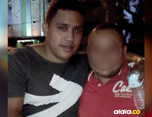 Jorge Reyes Sánchez, 28 años. Estudió mecatrónica y estaba esperando un hijo | Cortesía