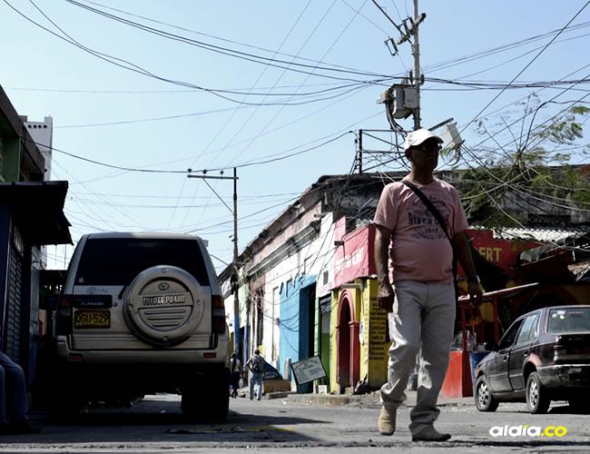 En la calle 33 con carrera 40, Centro de la Ciudad de Barranquilla, ocurrió el asesinato de un hombre que permanece en el Instituto de Medicina Legal sin identificar | Al Día