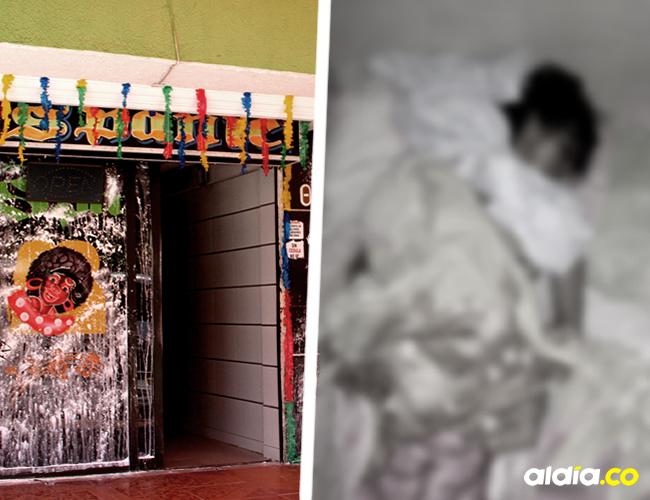 A la mujer la encontraron en la cama con una sábana en el cuello | ALDÍA