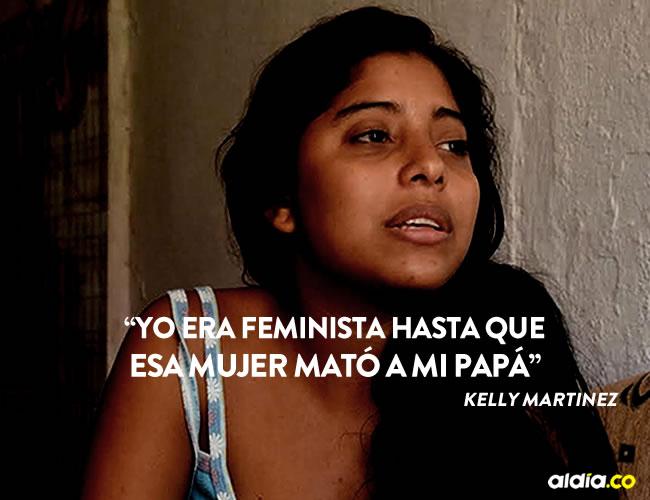 Ana estudió con Kelly en el Sena y se hizo su amiga para acercarse a Javier de Jesús | Lorena Henríquez