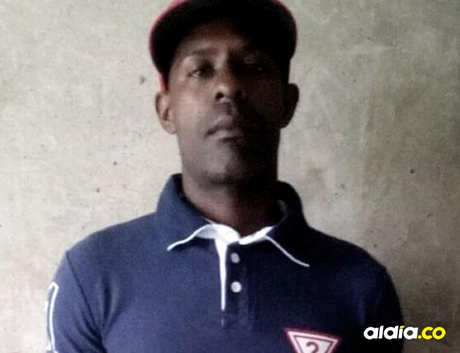 Alexander Estrada murió en el Paso El Pueblito. Trabajaba como albañil   Cortesía