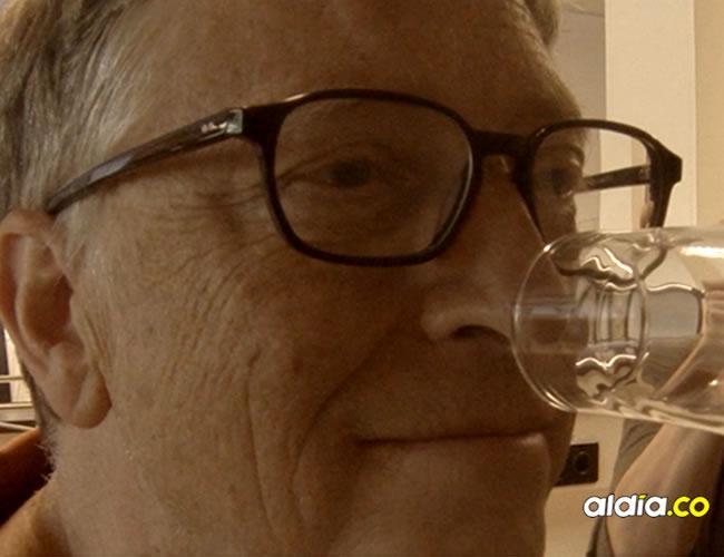 Bill Gates estuvo en Suiza probando el aroma hecho por la empresa aliada de perfumes | Bill Gates Blog