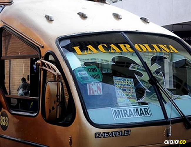 El robo más dramático se dio en un bus de La Carolina | El Heraldo