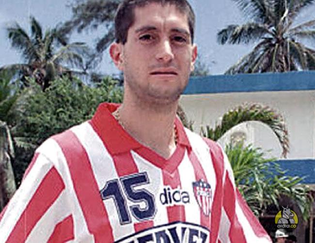 Montecino fue parte vital la conquista de la cuarta estrella del Junior en 1995 | Archivo