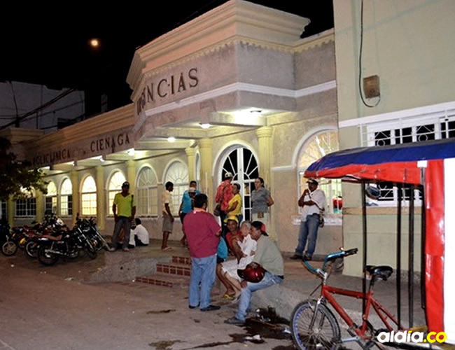 Yusleidy Caguana, de 24 años, murió en la Fundación Policlínica de Cienaga | ALDÍA