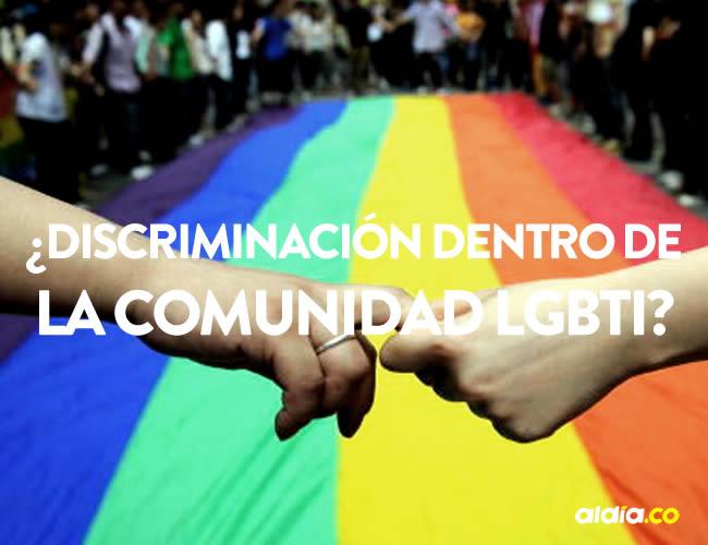 Los gais siempre ponen barreras con las personas 'trans' | ALDÍA.CO