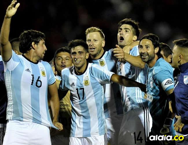 Tucumán celebra la sufrida victoria ante el Nacional de Ecuador | Cortesía