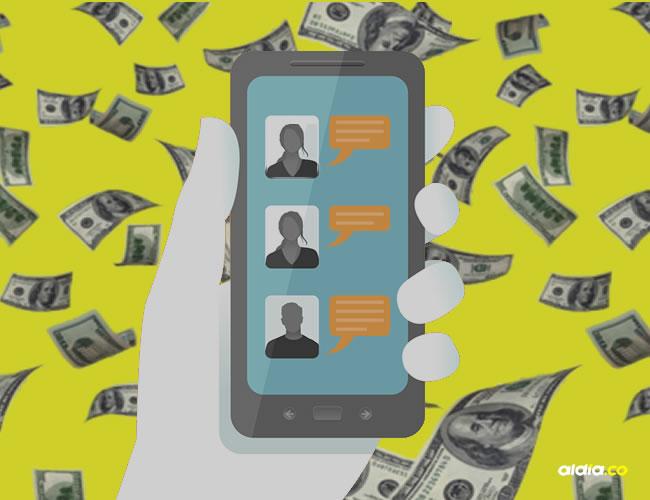 Los usuarios de este tipo de servicios se verán afectados con las alzas en las tarifas | ALDÍA.CO