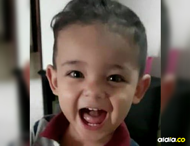 Su madre había asegurado que el pequeño sufrió una caída y que, además, tenía un cuadro gripal | Cortesía